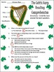 St. Patrick's Day Reading Activities: The Celtic Harp Acti