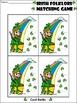 St. Patrick's Day Game Activities: Irish Folklore Vocabulary Matching Card Game