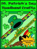St. Patrick's Day Art Activities: St. Patrick's Day Headbands Craft Activities