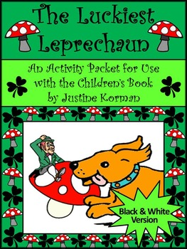 St. Patrick's Day Language Arts Activities: The Luckiest Leprechaun Activities