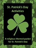 St. Patrick's Day Activities-Religious