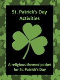 St. Patrick's Day Activities-Religious