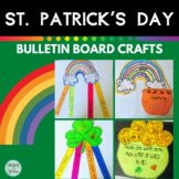 St. Patrick's Day Bulletin Board Ideas and Activities