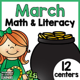 March Centers - St. Patrick's Day