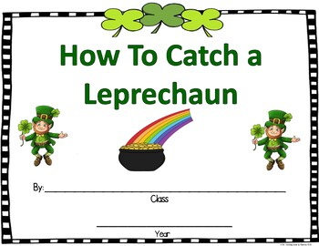 St. Patrick's Day Activities & Centers