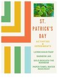 St. Patrick's Day Activities  & Crafts Bundle