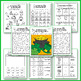 St Patrick's Day Activities For Kindergarten Literacy, St Patricks Day Worksheet