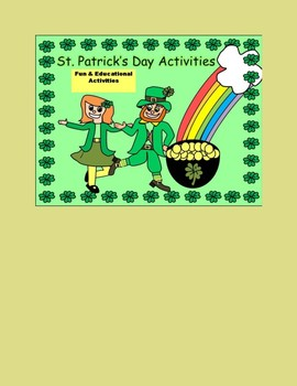 St. Patrick's Day Activities: Fun and Educational