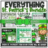 St. Patrick's Day Activities Growing Bundle
