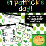 St Patrick's Day Activities: Irish Greetings