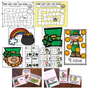 St. Patrick's Day Activities PreSchool