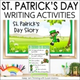 St. Patrick's Day  Activities - St. Patrick's Day Writing Center