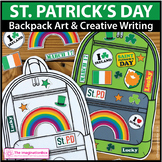 St. Patrick's Day Coloring Pages - Art and Writing Activity