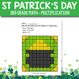 St Patrick's Day Activities for 3rd Grade - St Patrick's D