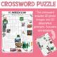 St. Patrick's Day ESL Activities Crossword Puzzle