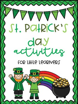 St. Patrick's Day Activities for Little Learners