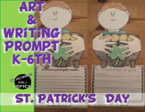 St Patrick's Day Activity Leprechaun gold