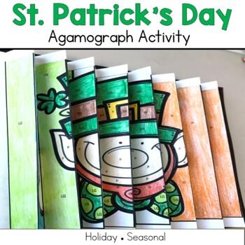 St. Patrick's Day Activity: Agamograph