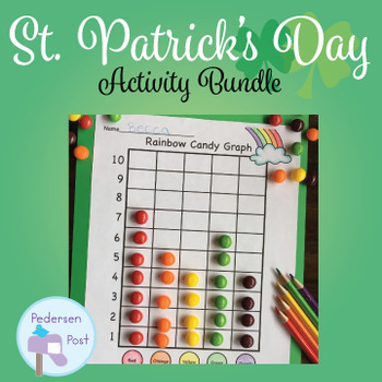 St. Patrick's Day Activity Bundle