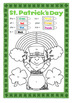 St. Patrick's Day Activity Bundle- Kindergarten-Grade 1