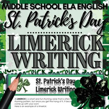 St. Patrick's Day Activity: Limerick Poem