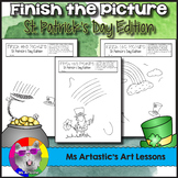 St. Patrick's Day Activity: Finish the Picture!