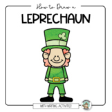St. Patrick's Day Activity - Leprechaun Drawing & How to Catch a Leprechaun