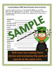 St Patrick's Day Activity | Leprechaun Mad Libs Game