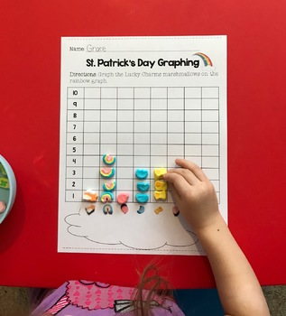 St. Patrick's Day Activity Pack (Lower Elementary - NO PREP, Print & Go)