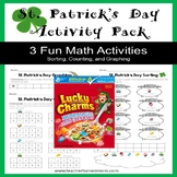 St. Patrick's Day Activity Pack (Lower Elementary - NO PRE