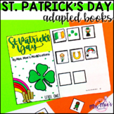 St. Patrick's Day- Adapted Book #2forFebruary