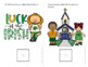 St. Patrick's Day Adapted Book (WH Questions)