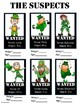 St. Patrick's Day 5th grade Fraction Challenge: Leprechaun Lineup