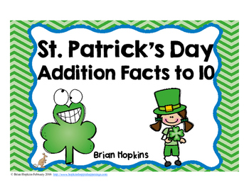 St. Patrick's Day Addition