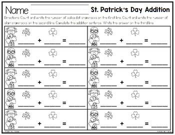 St. Patrick's Day Addition