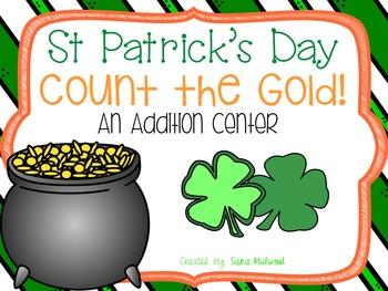 St. Patrick's Day Addition Center