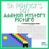 St. Patrick's Day Addition Mystery Puzzle