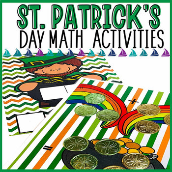 St. Patrick's Day Addition Centers