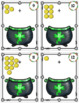 St. Patrick's Day Addition Task Cards or SCOOT Game