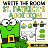 St. Patrick's Day Addition Write the Room
