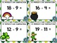 St. Patrick's Day Addition and Subtraction Within 20 - St.