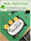 St. Patrick's Day Adjective Craftivity