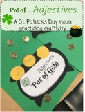 St. Patrick's Day Adjective Craftivity