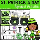 St. Patrick's Day Alphabet Activities