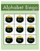 St. Patrick's Day Alphabet Bingo