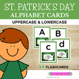 St. Patrick's Day Alphabet Cards