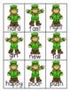 St. Patrick's Day - Leprechauns and Gold: Antonyms Match