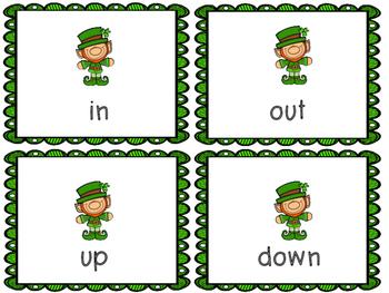 St. Patrick's Day Antonyms