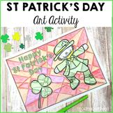 St Patrick's Day Art Activity