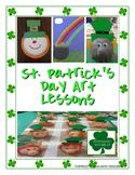 St. Patrick's Day Art Lessons